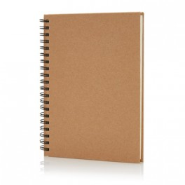 Carnet de notes XD Eco, marron