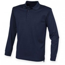 Polo Homme Cool Plus® Manches longues